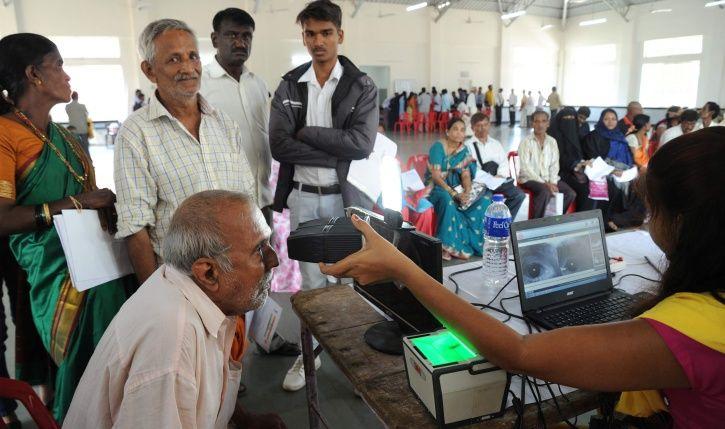 Aadhaar Data