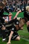 Ajax won 21