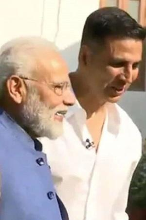 Akshay Kumar interviews Prime Minister Narendra Modi