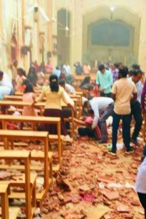 At Least 52 Killed Hundreds Injured After Multiple Blasts Hit Sri Lanka Churches Hotels