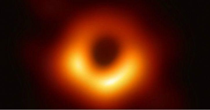 black hole event horizon telescope 1st image ever captured of black hole