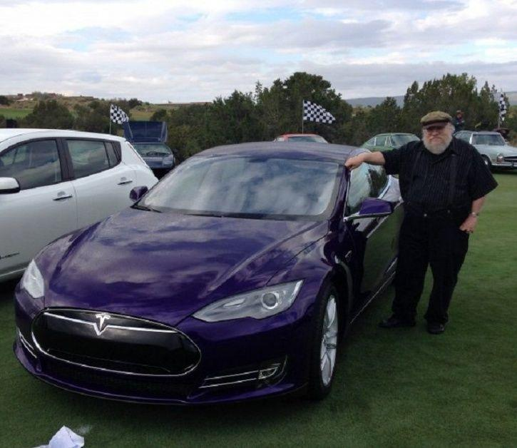 Celebrities With Electric Cars, Celebrities With Electric Vehicles, Celebs With Electric Cars, Celeb