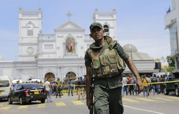 Celebs Condemn Bomb Blasts That Rocked Sri Lanka Amid Eater Celebrations, Offer Condolences