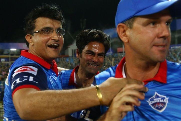 Delhi Capitals are topping the table