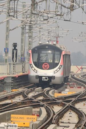Delhi Metro Will Draw On Sun For A Third Of Its Energy Needs