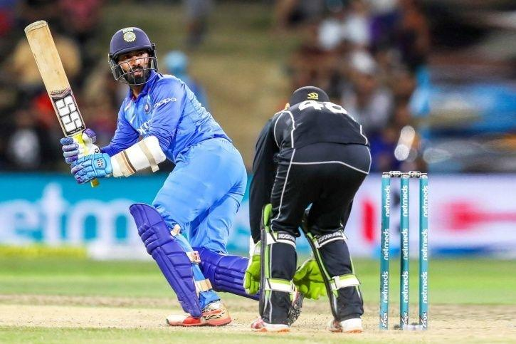 Dinesh Karthik is back in the World Cup squad after 12 years