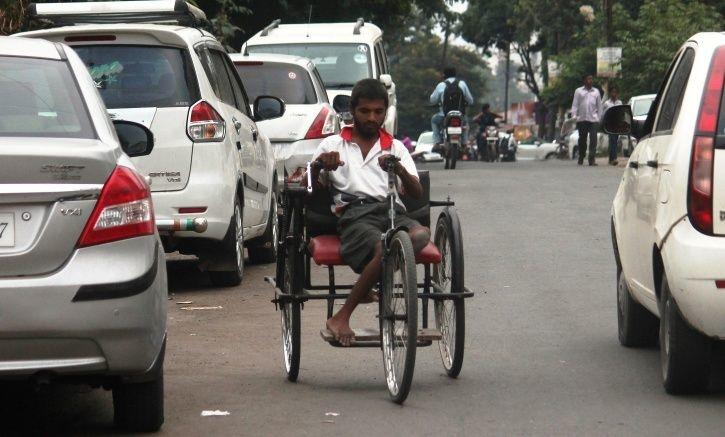 Disabled People India