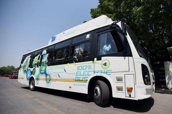 Electric Buses J&K, Jammu And Kashmir Electric Bus, Electric Buses India, Electric Vehicles India, E