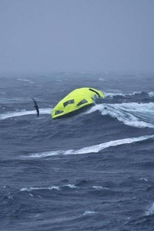 Electric Propulsion System Electric Liferaft LifeCraft Torqeedo Marine Passenger Safety System