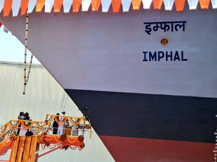 INS Imphal