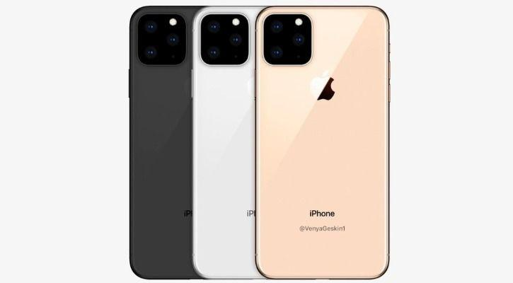 Iphone 11 If This Is An Early Leak Of Apple S 2019 Iphone