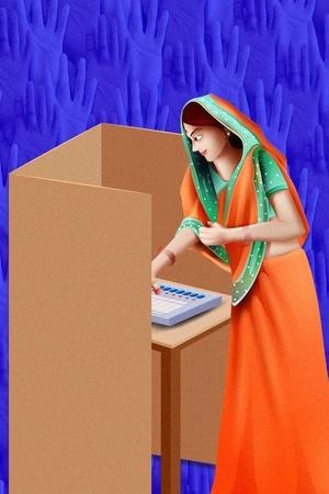 ITCounts polls Facebook Lok Sabha elections humananimal conflict women safetypollution