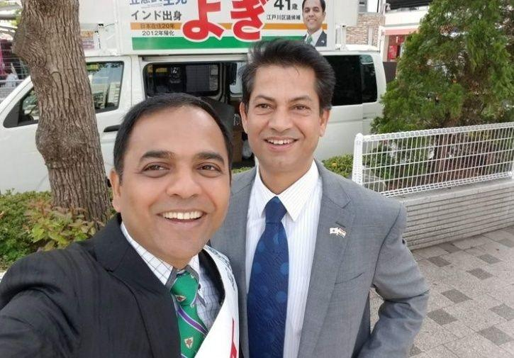 Japan Election Yogendra Puranik