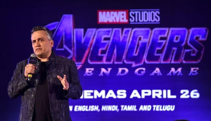 Joe Russo, director of Avengers Endgame is in India.