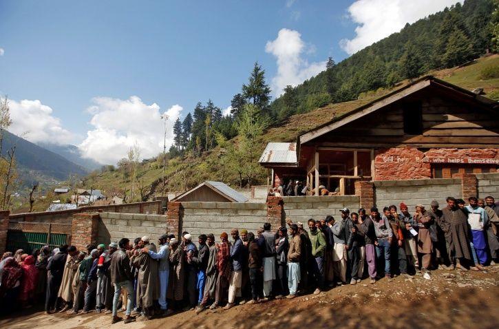 Kashmir Election,