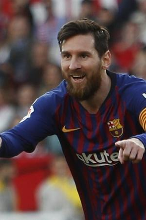 Lionel Messi is a legend