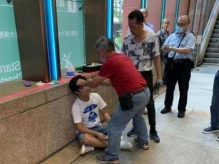 Man gets beaten for spoiling avengers endgame in Hong Kong.