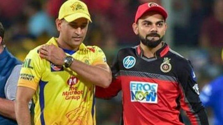 MS Dhoni and Virat Kohli are close