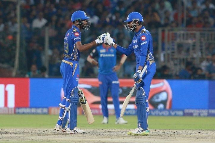 Mumbai Indians won by 40 runs