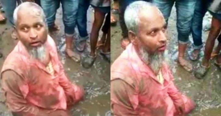 Muslim man beaten up in Assam for selling beef, forced to eat pork