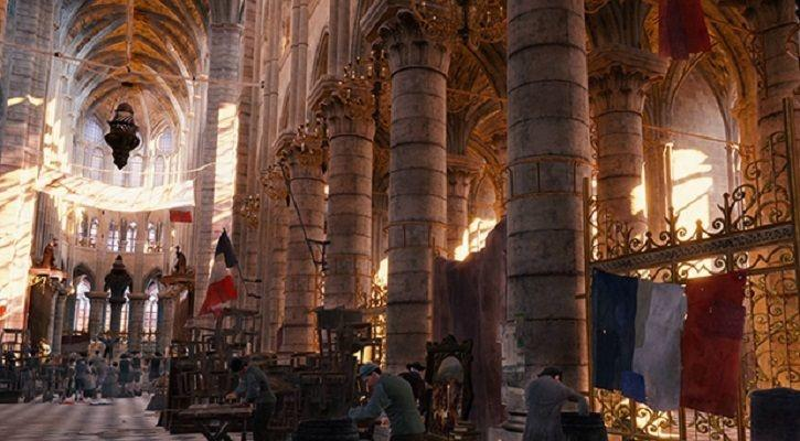 How Assassin S Creed Game S Detailed 3d Maps Of Notre Dame