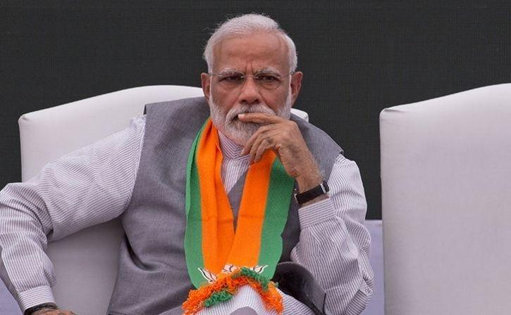 NRI Comes To Kanpur From USA To Campaign For PM Modi