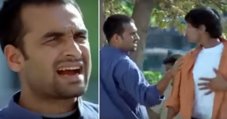 Pankaj Tripathi in Vijay Raaz starrer Kauwa Biryani scene from Run.