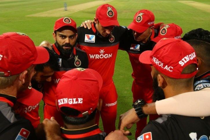 RCB have won 3 out of 10 games