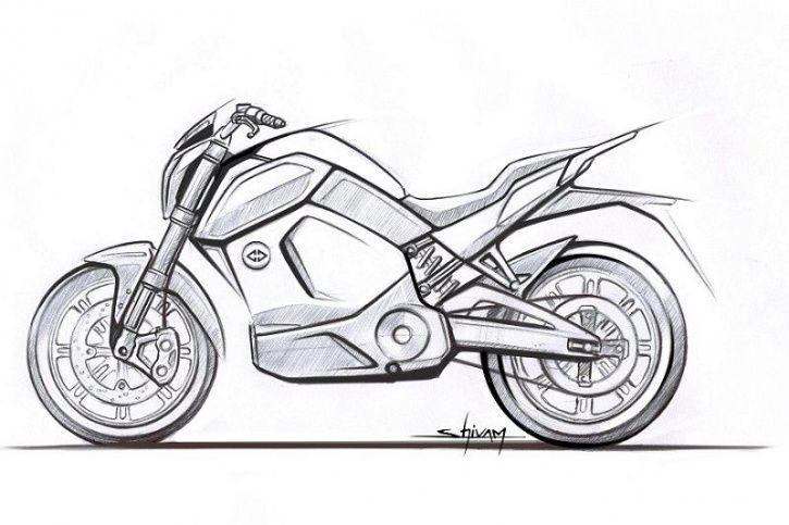 Revolt Intellicorp, Revolt Electric Motorcycle, Electric Motorcycle India, AI Powered Electric Bike,