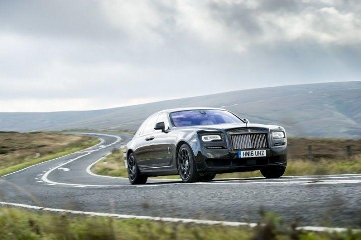 Rolls Royce Ghost Electric, Electric Rolls Royce Ghost, All Electric Ghost, Electric Rolls Royce, El