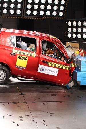 safe cars india