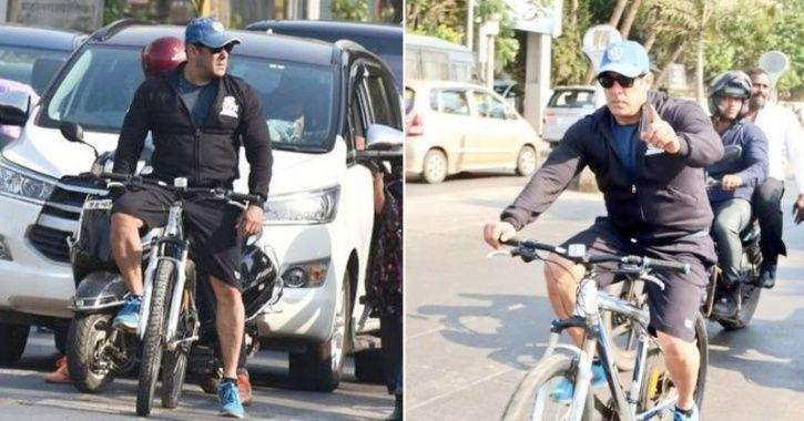 Salman Khan snatches fan