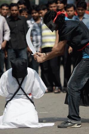 Saudi Arabia execution beheading human rights terrorism criticism sunnis Mohammad bin Salman