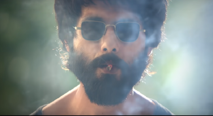 Shahid Kapoor Kabir Singh teaser reminds us of Udta Punjab.