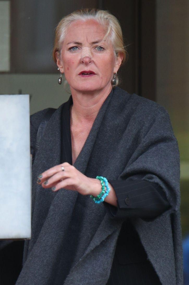 Simone Burns, Air India, Irish, International human rights lawyer, flight, jail, six months