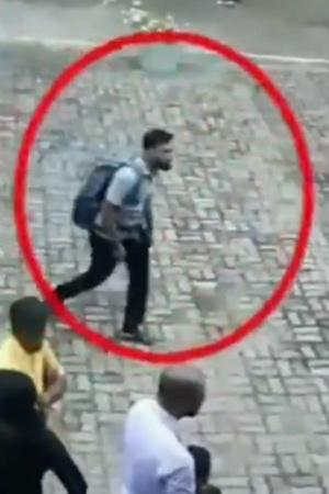 Suicide Bomber Seen Entering Church In Sri Lanka Responsible For One Of The Blasts That Killed 310
