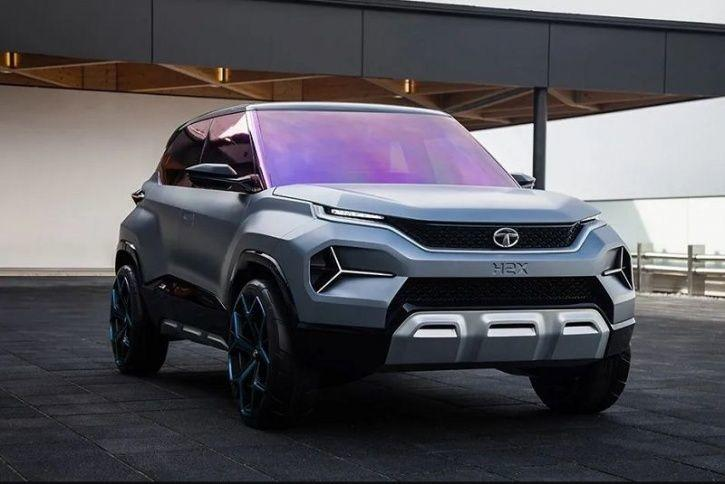 Tata H2X Electric, All Electric Tata H2X Mini SUV, Tata Motors Electric Cars, Tata Electric Vehicles