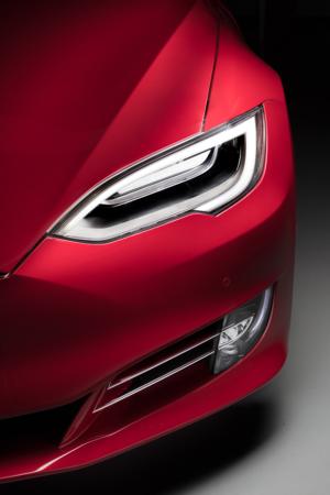 Tesla Model S Hacked Tesla Model S Flaw Tesla Model S Security Breach Tesla Model S Wrong Lane Id