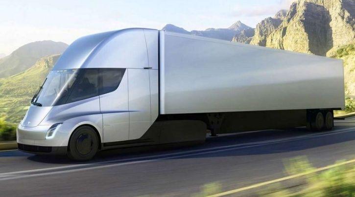 Tesla Semi Truck Testing, Tesla Semi Truck Prototype, Tesla All Electric Truck, Tesla Electric Cars,