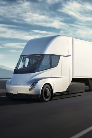 Tesla Semi Truck Testing Tesla Semi Truck Prototype Tesla All Electric Truck Tesla Electric Cars