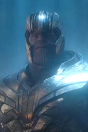 Thanos from Avengers Endgame
