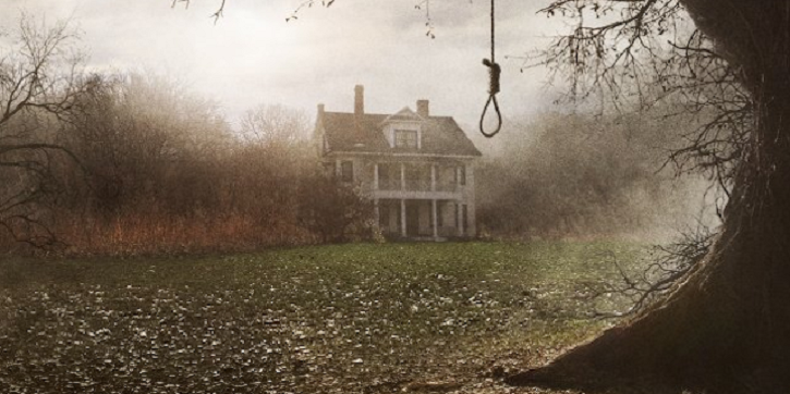 The house of the Conjuring.