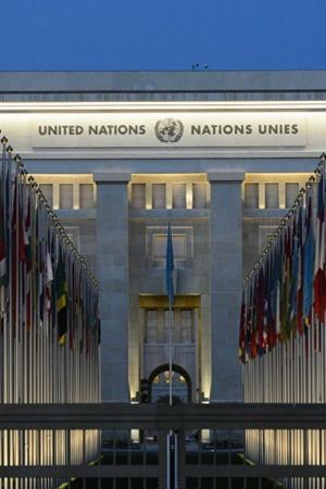 UN Manipur girl