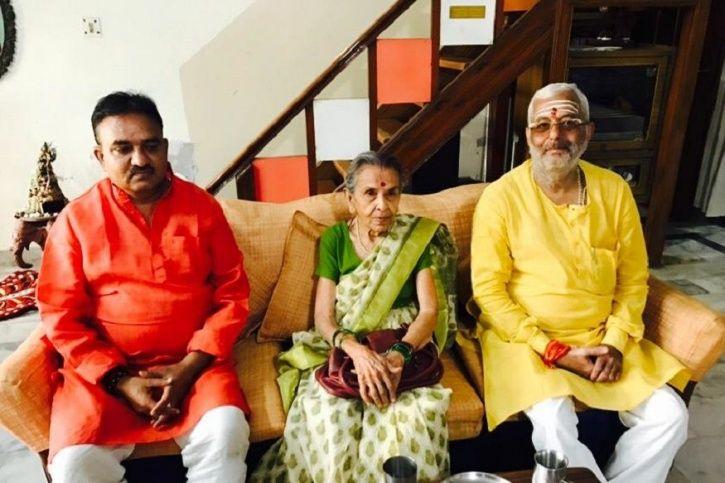 Varanasi, infant nutrition, breastfeeding, doctor, Annapurna Shukla, BHU, 91 year old
