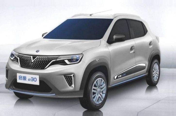 Venucia E30 EV, China Kwid EV, Renault Kwid KZE, Renault Kwid KZE India, Renault Kwid KZE Launch, Ve
