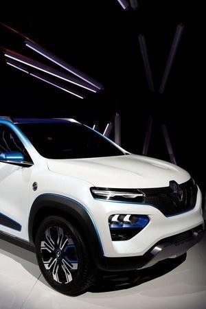Venucia E30 EV China Kwid EV Renault Kwid KZE Renault Kwid KZE India Renault Kwid KZE Launch Ve