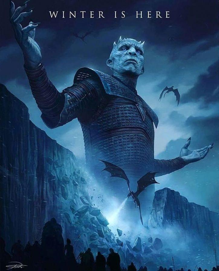 Who Is Night King:7 Wild & Terrifying Game Of Thrones