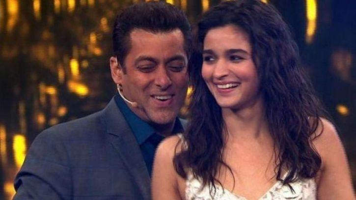 Alia Bhatt and Salman