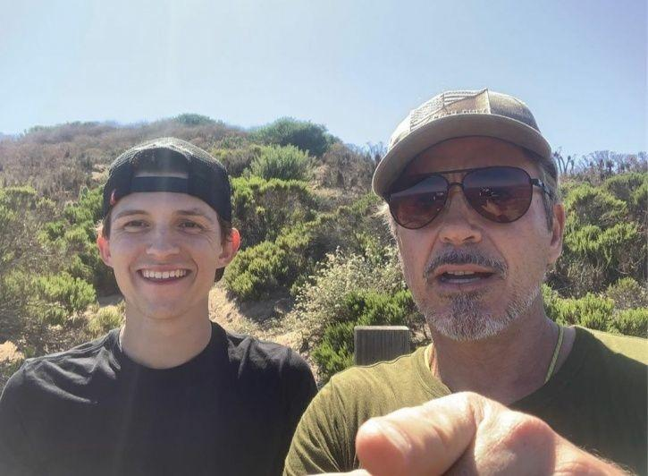 Amid Sony-Marvel Split, Tom Holland Shares Photos With Robert Downey Jr & Fans Are Emotional