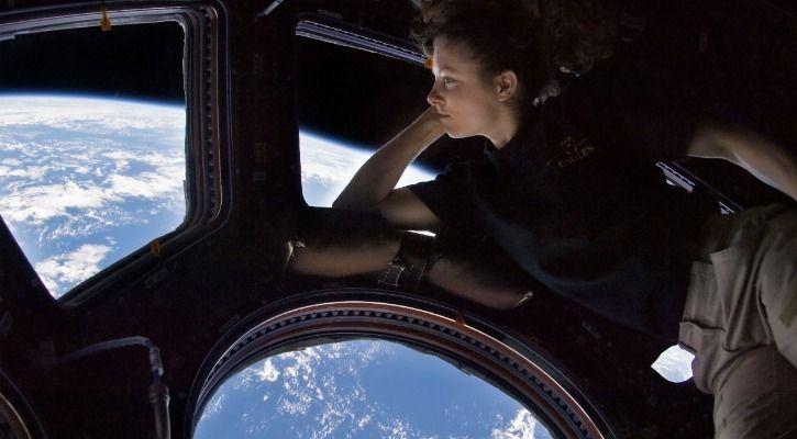 astronaut radiation